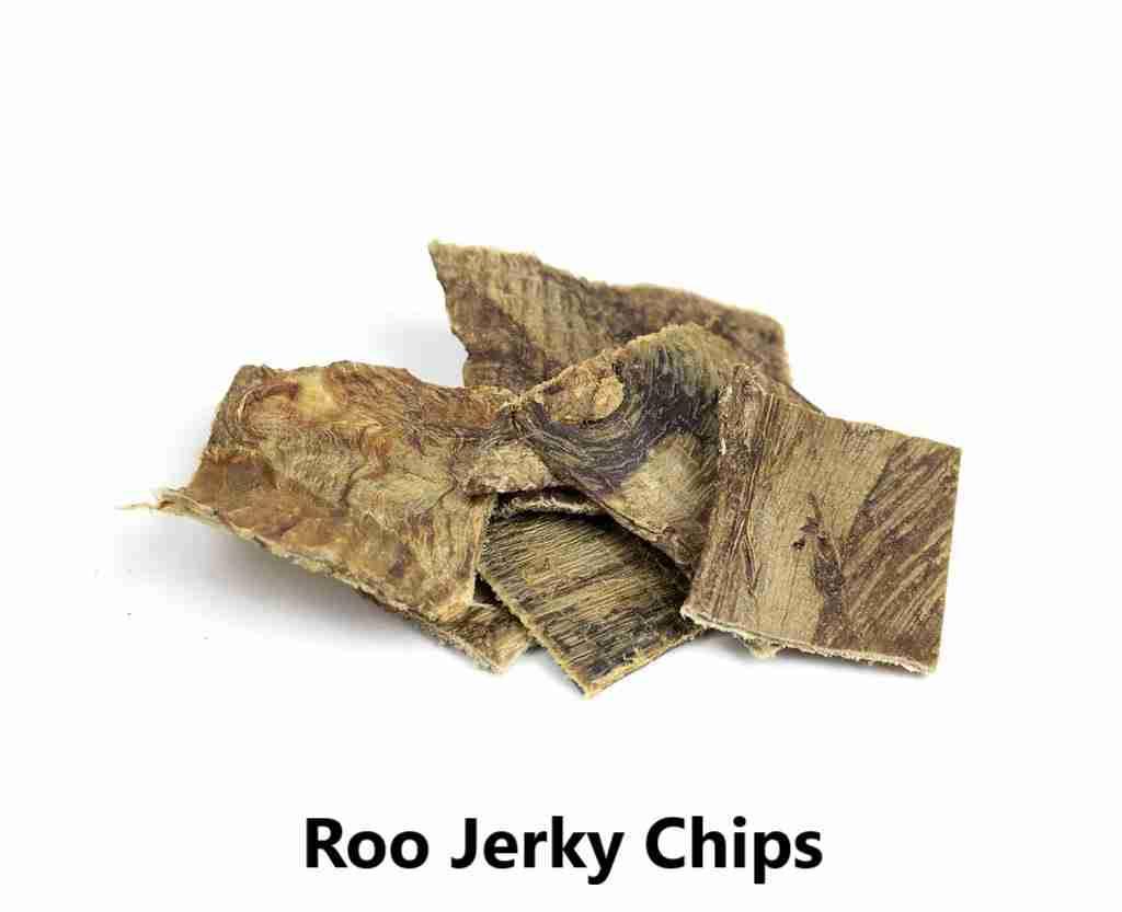 Roo Jerky Chips